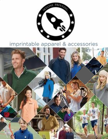Skyline Printing's apparel catalog